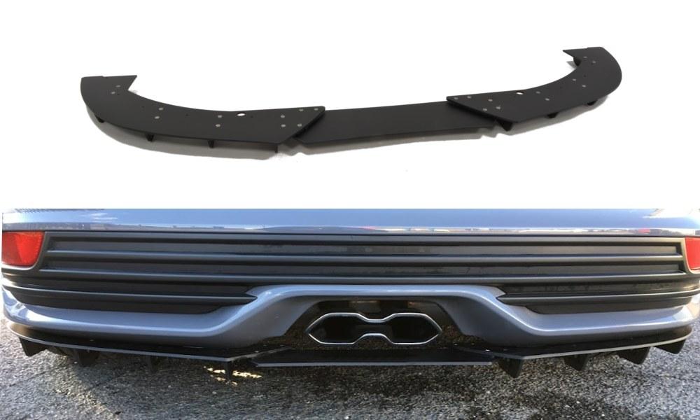 Dyfuzor Tylny Ford Focus MK3 ST Polift - GRUBYGARAGE - Sklep Tuningowy